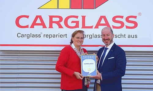 Carglass® Business Superbrand 2019